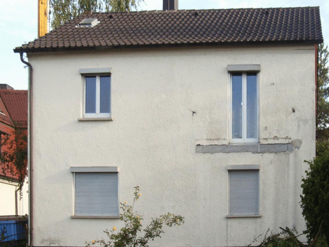 Exquisit Fassade Mit Blech Verkleiden Referenz Von Fassadenelemente, Wie Z.b. Türen, Vordächer, Verkleidungen Und